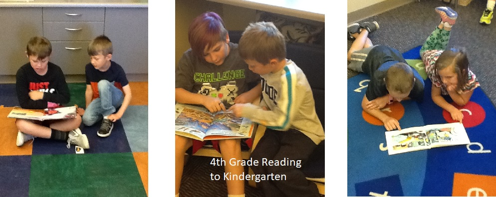 Kindergarten and 4th